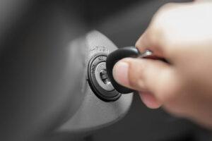 broken key extractions